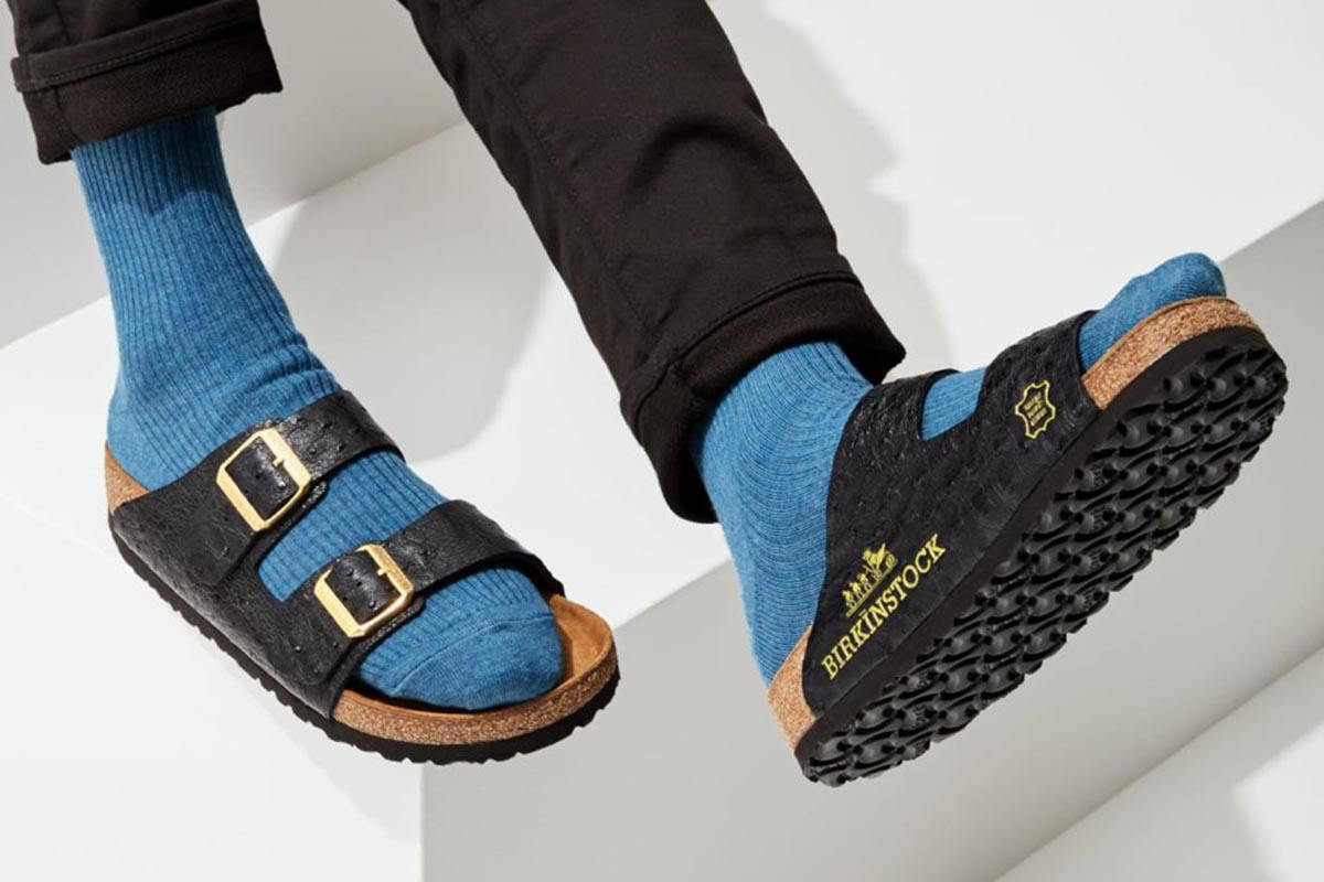 Celebrities Are Purchasing Sandals from Birkenstocks and Birkin Bags